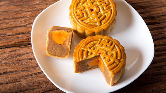 china mooncake