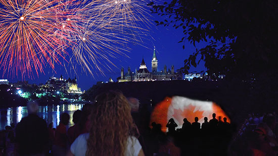 ottawa celebration CanadaDay