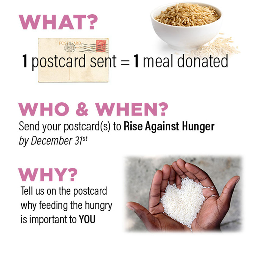 hunger email