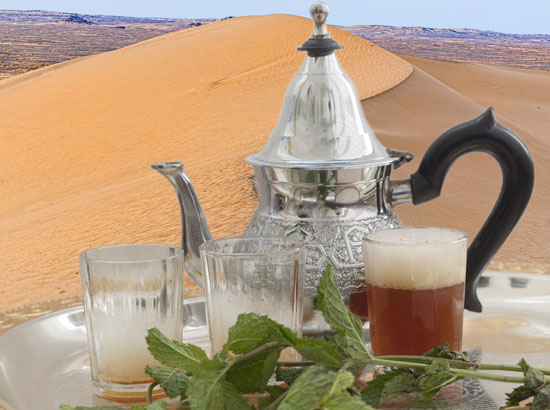 Mint Tea Morocco